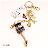 Fashion Alloy Key Chain (WE-6627)