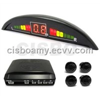 Car Vhicle Backup Reverse Camera LED Display Parking Sensor