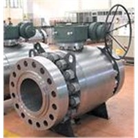 Forged Steel Design Ball Valve