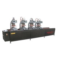 Four-Head Welding Machine