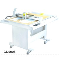Paper Box Die Cut Plotter Sample Flat Bed Machine/Die Cutting Machine (GD0906)