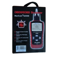 New CAN OBD II OBD2 Code Scanner