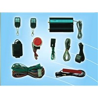 GSM Car Alarm & GPS Vehicle Tracking System