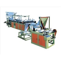 Gardage Bag Making Machine