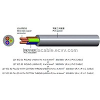 General Rubber Sheathed Flexible Cable
