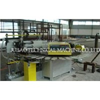 Glove dotting & printing Machine