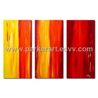 Group Oil Paintings (ZSH0014)