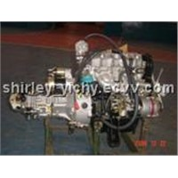 Gasoline Engine (HH462MWL 650CC)
