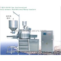 Intelligent Automatic Mixing Machine
