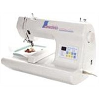 Home Computerized Embroidery Machine
