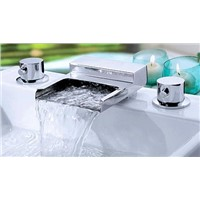 Hand-Washing Waterfall Faucet (M-6008)