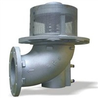 High Flow Emergency Valve - Integral Pneumatic