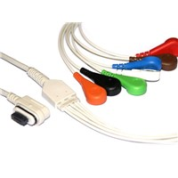 Holter Patient Cable & Lead Wire
