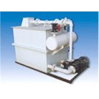 Horizontal Water Jet Vacuum Unit Set