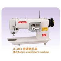 Multifuction Embroidery Machine