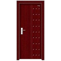 Pvc Wood Door (JK-1010)