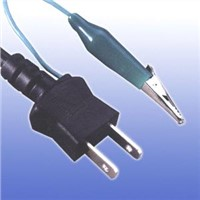 Japan PSE Approved Power Supply Cords (FLD104)