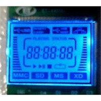 Lcd graphics module