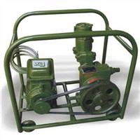 Manual & Electric Measurement Pump