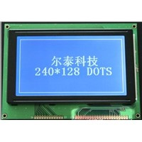 Military Instrument LCD module