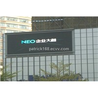 P20 outdoor advertising LED display