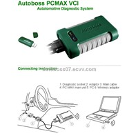 PC-MAX Wireless Automotive Diagnostic System