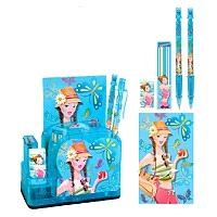 Pen Holder Stationery Set