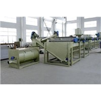 PE/PP Recycling Line