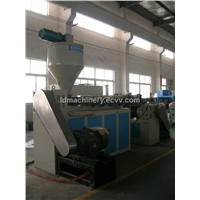 PP Film Extrudering and Granulating/Pelletizing Line