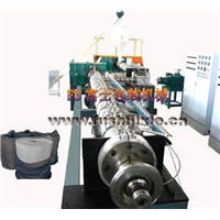 PS foam sheet extruder
