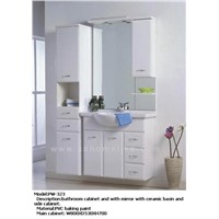 PVC Bathroom Cabinet (PW-323)