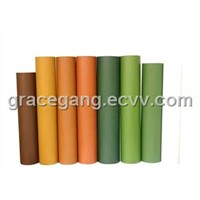 PVC rigid films(golden metalized films for printing)