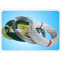 PVCcoated  wire