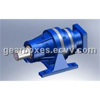 PWQD Tapered Roller Bearing Foot-mounted Planetary Gearbox