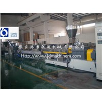 Parallel Twin-Screw Plastic Extruder