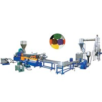 Pp & Pe Two-Stages Pelletizing Line