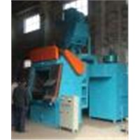 Q3210C SHOT BLASTING MACHINE