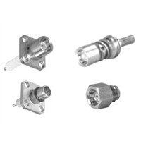 RF Coaxial Connector BMA Series