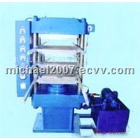 Rubber Tile Press