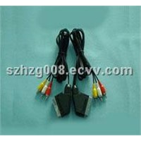 Scart Cable (JY-0022)