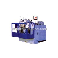 plastic blowing and extruding machine