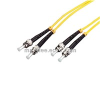 Optical Fiber Patch Cord (ST-ST-D-SM)