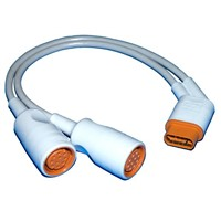 Siemens/Drager IBP Adapter cable