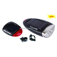 Solar Bicycle Light (HB8010)