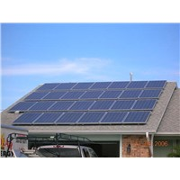 Solar Power Home System - 750W