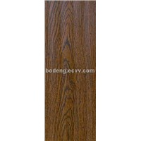 Synchronized Wood Species Surface Laminate Flooring