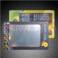 Thermal Rewritable Card