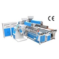 Three-Layer Air Bubble Film Extrusion Machine (XHD-B150T)