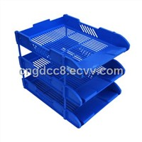 Three Layers File Tray (CX-P328/CX-S329)