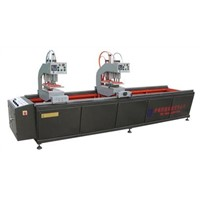 Two-Head Welding Machine for PVC Door and Window